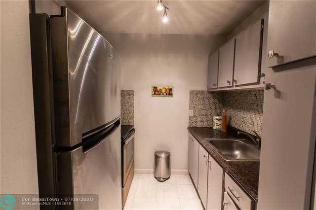 2141 NE 56th St #105, Fort Lauderdale, FL 33308 (MLS #F10238132) :: Berkshire Hathaway HomeServices EWM Realty
