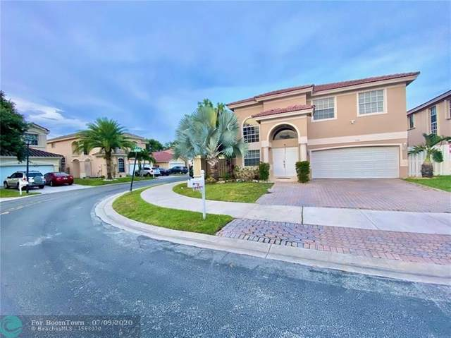 2181 NW 98th Way, Pembroke Pines, FL 33024 (#F10238162) :: Real Estate Authority