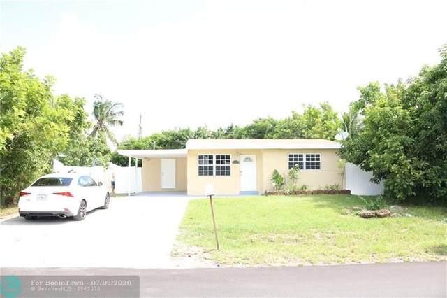 6413 SW 21st St, Miramar, FL 33023 (MLS #F10238182) :: Berkshire Hathaway HomeServices EWM Realty