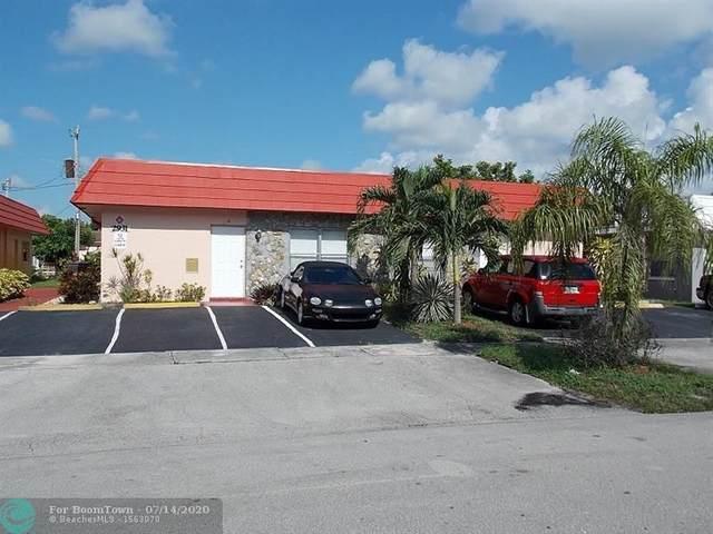 2931 NW 43rd Ter, Lauderdale Lakes, FL 33313 (MLS #F10238189) :: Laurie Finkelstein Reader Team