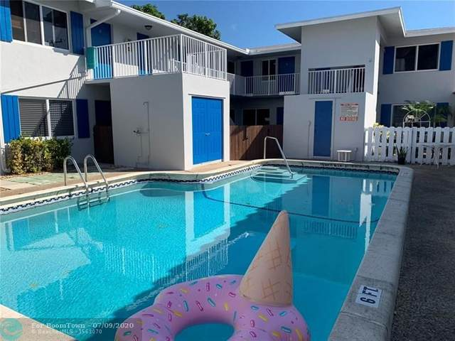 1417 NE 26TH DR #8, Wilton Manors, FL 33334 (#F10238207) :: Real Estate Authority
