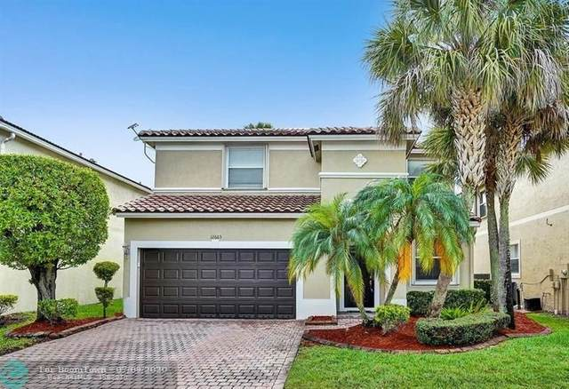 12665 NW 9th St, Coral Springs, FL 33071 (MLS #F10238232) :: Berkshire Hathaway HomeServices EWM Realty