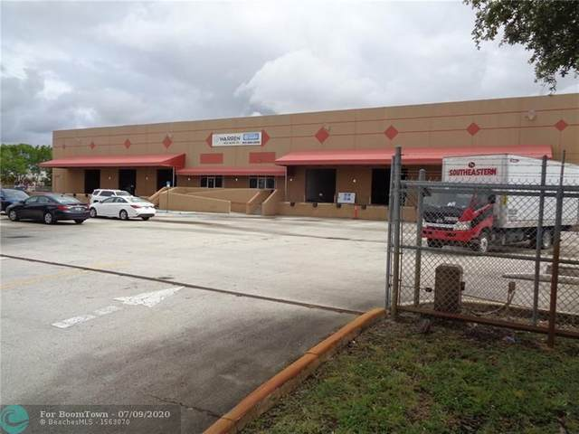 13130 NW 113th Ct B, Medley, FL 33178 (MLS #F10238237) :: Green Realty Properties