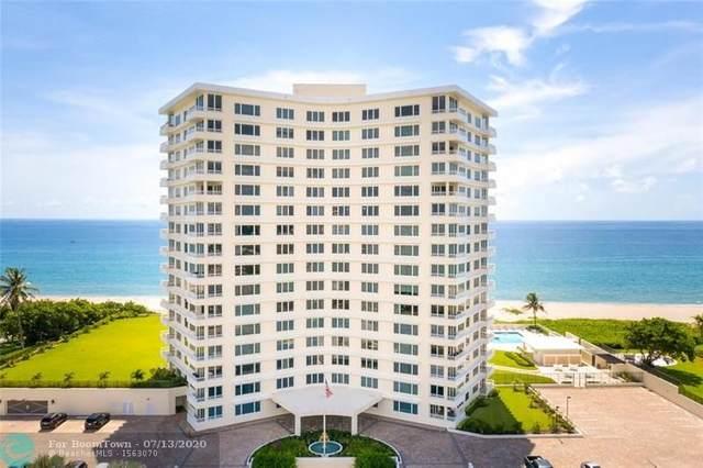 600 S Ocean Blvd #406, Boca Raton, FL 33432 (MLS #F10238239) :: United Realty Group