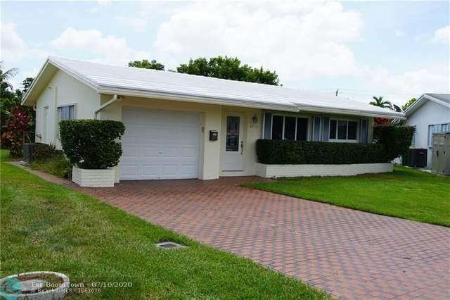 4710 NW 46th Ter, Tamarac, FL 33319 (MLS #F10238246) :: Berkshire Hathaway HomeServices EWM Realty