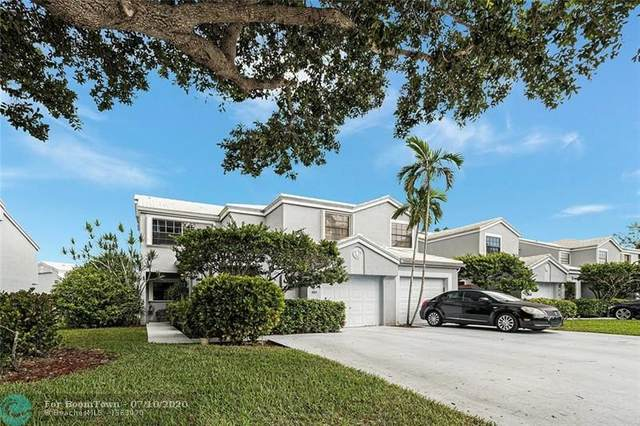 8409 NW 78th Ct #8409, Tamarac, FL 33321 (MLS #F10238366) :: Green Realty Properties