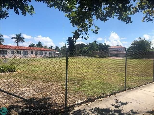 1800 Middle River Dr, Fort Lauderdale, FL 33305 (MLS #F10238371) :: Lucido Global
