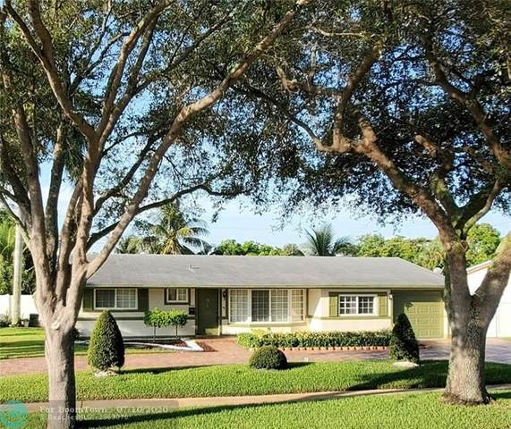 4836 NW 8th St, Plantation, FL 33317 (MLS #F10238385) :: Green Realty Properties