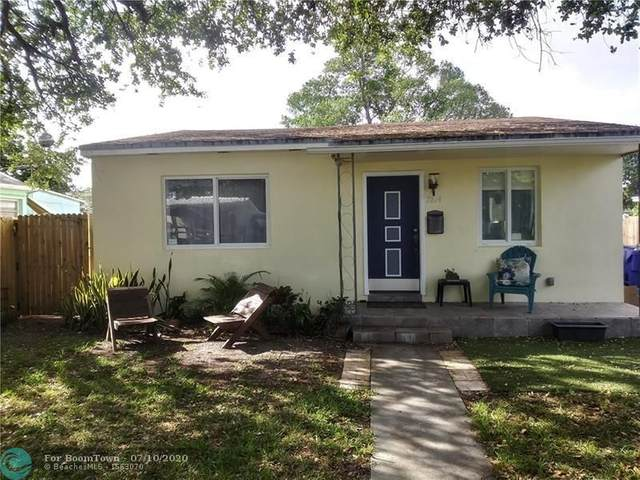 2814 Adams St, Hollywood, FL 33020 (MLS #F10238396) :: Lucido Global