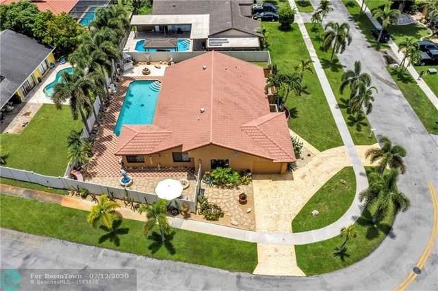 4250 NW 74th Ave, Lauderhill, FL 33319 (MLS #F10238415) :: Miami Villa Group
