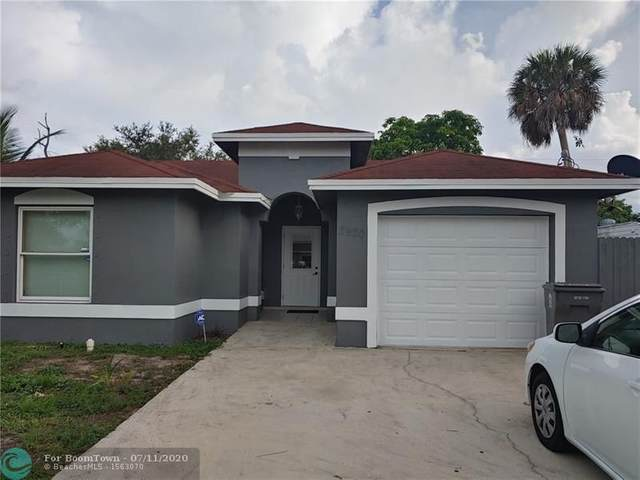 3920 Hiawatha Ave, West Palm Beach, FL 33409 (MLS #F10238445) :: Berkshire Hathaway HomeServices EWM Realty