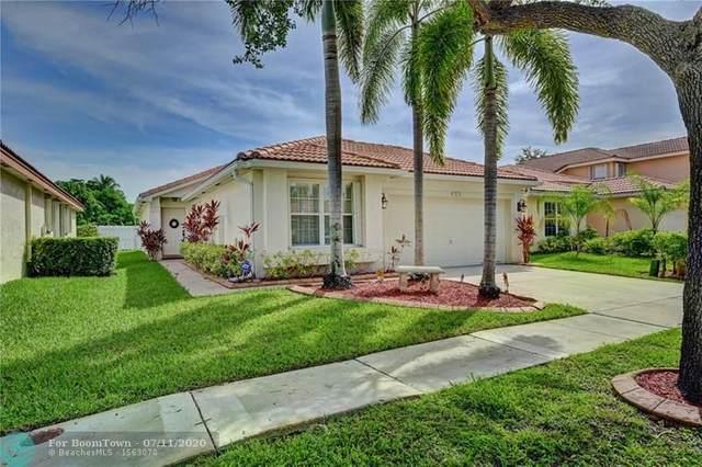 17403 SW 22nd St, Miramar, FL 33029 (MLS #F10238453) :: Green Realty Properties
