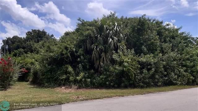 952 SW Gaitor Ave, Port Saint Lucie, FL 34953 (#F10238456) :: Ryan Jennings Group
