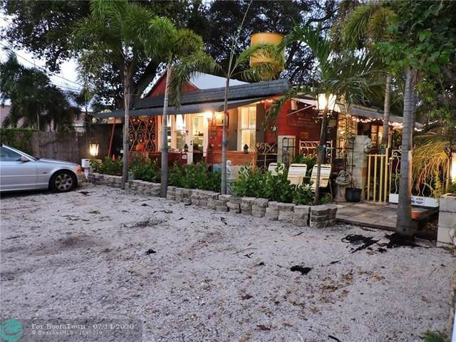 218 NW 1st Ave, Dania Beach, FL 33004 (MLS #F10238485) :: Castelli Real Estate Services