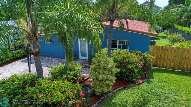1624 NE 16TH AV, Fort Lauderdale, FL 33305 (MLS #F10238487) :: Green Realty Properties