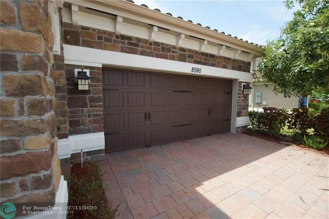 8590 Lakeside Bnd, Parkland, FL 33076 (MLS #F10238488) :: United Realty Group