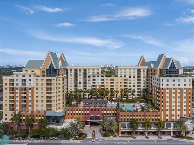 110 N Federal Hwy #1104, Fort Lauderdale, FL 33301 (MLS #F10238489) :: Green Realty Properties