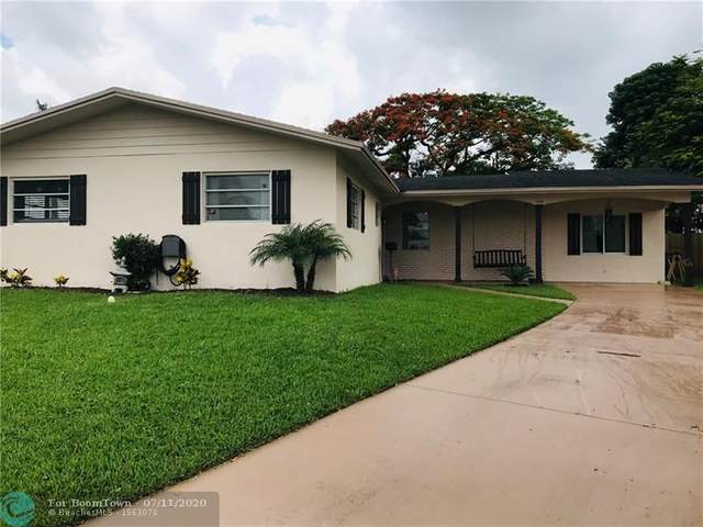 1409 NW 62nd Ter, Margate, FL 33063 (MLS #F10238507) :: United Realty Group