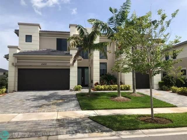 10450 S Lago Vista Circle, Parkland, FL 33076 (MLS #F10238509) :: United Realty Group