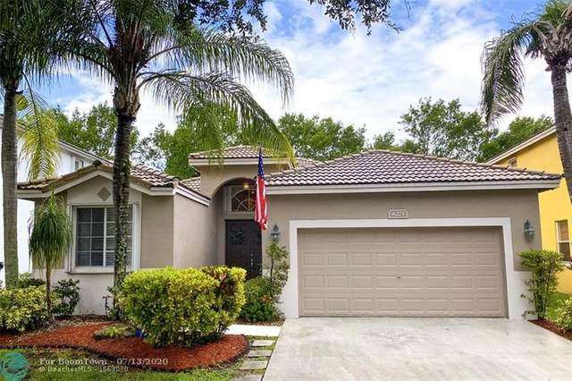 6273 Osprey Ter, Coconut Creek, FL 33073 (MLS #F10238519) :: United Realty Group