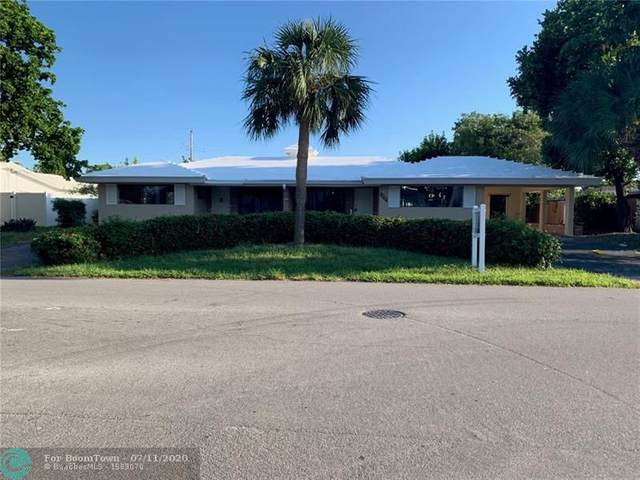 2100 NE 45th St, Fort Lauderdale, FL 33308 (MLS #F10238520) :: Green Realty Properties