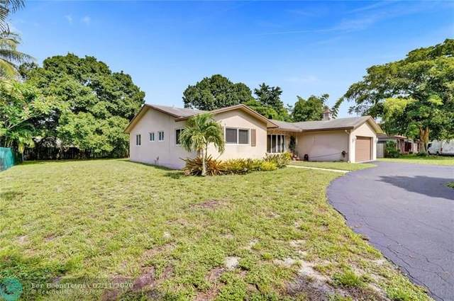 631 SW 54th Ave, Plantation, FL 33317 (MLS #F10238527) :: Green Realty Properties