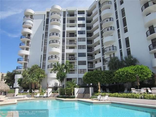 1361 S Ocean Blvd #607, Pompano Beach, FL 33062 (#F10238595) :: Posh Properties