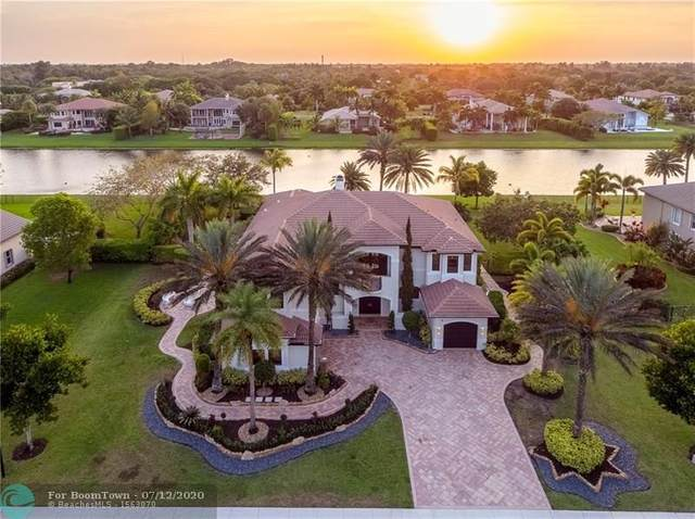 3573 Birch Ter, Davie, FL 33330 (MLS #F10238607) :: Green Realty Properties