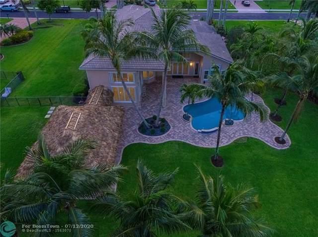 3520 Birch Ter, Davie, FL 33330 (MLS #F10238613) :: Green Realty Properties