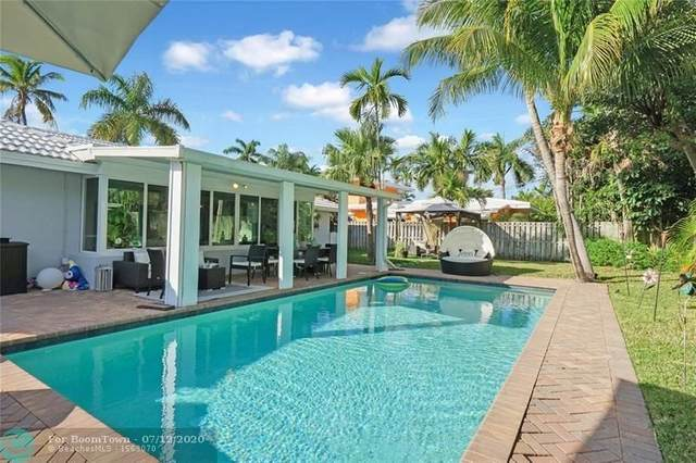 2030 NE 31st Ave, Fort Lauderdale, FL 33305 (MLS #F10238618) :: The Howland Group