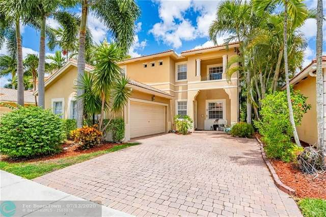 5817 NW 122nd Ter, Coral Springs, FL 33076 (MLS #F10238641) :: United Realty Group