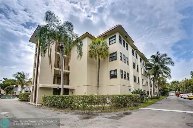 615 NE 12 AVE #209, Fort Lauderdale, FL 33301 (MLS #F10238684) :: The Paiz Group