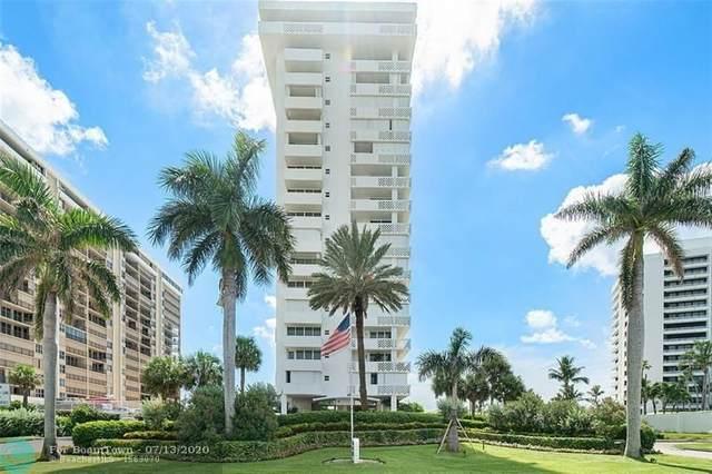 1200 S Ocean Blvd 16E, Boca Raton, FL 33432 (MLS #F10238708) :: United Realty Group