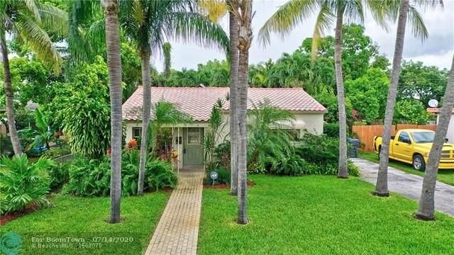 2743 Wiley St, Hollywood, FL 33020 (MLS #F10238715) :: Berkshire Hathaway HomeServices EWM Realty