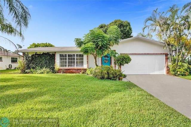 7940 NW 9th St, Margate, FL 33063 (MLS #F10238737) :: THE BANNON GROUP at RE/MAX CONSULTANTS REALTY I