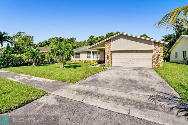 5010 SW 11th Pl, Margate, FL 33068 (MLS #F10238750) :: United Realty Group
