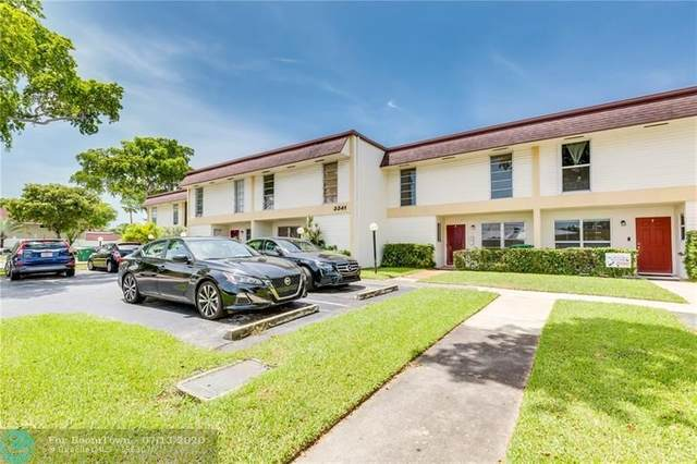 3341 Raleigh St 2-E, Hollywood, FL 33021 (MLS #F10238763) :: Green Realty Properties