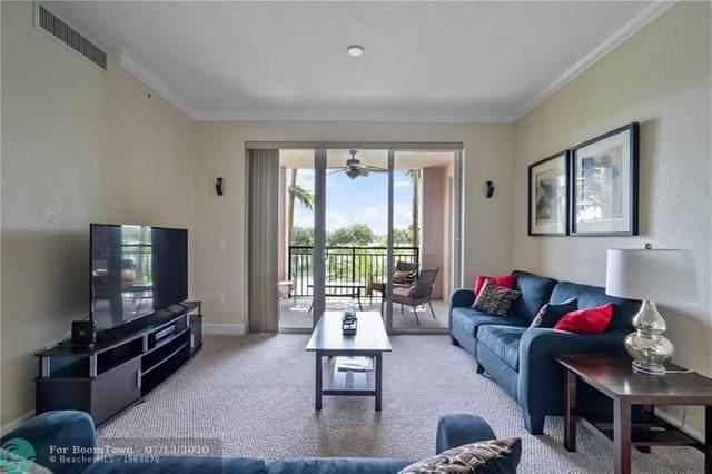 1660 Renaissance Commons Boulevard #2208, Boynton Beach, FL 33426 (MLS #F10238768) :: United Realty Group