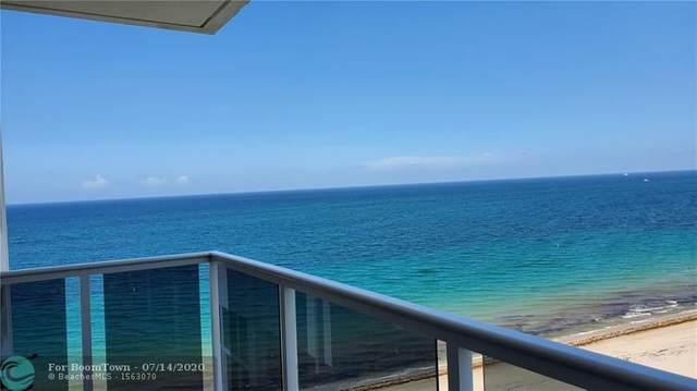 3700 Galt Ocean Dr #1007, Fort Lauderdale, FL 33308 (MLS #F10238785) :: Berkshire Hathaway HomeServices EWM Realty