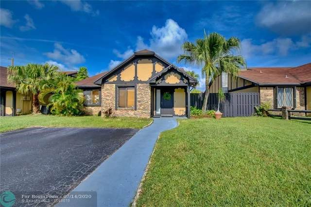 4462 NW 92nd Ter, Sunrise, FL 33351 (MLS #F10238805) :: United Realty Group