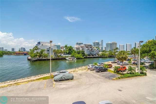 400 Kings Point Dr #214, Sunny Isles Beach, FL 33160 (#F10238814) :: Baron Real Estate