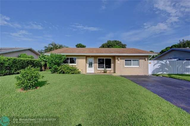 6731 NW 34th Ave, Fort Lauderdale, FL 33309 (MLS #F10238829) :: Berkshire Hathaway HomeServices EWM Realty