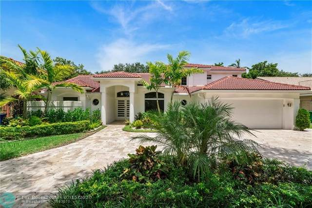 3757 Barbados Ave, Cooper City, FL 33026 (MLS #F10238850) :: Green Realty Properties