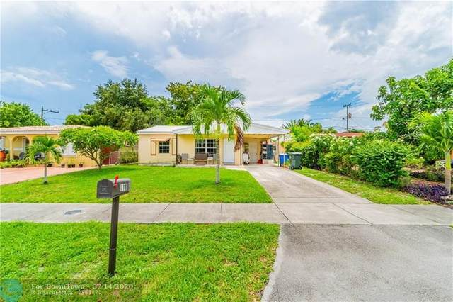 110 NW 56th St, Oakland Park, FL 33309 (MLS #F10238877) :: Lucido Global