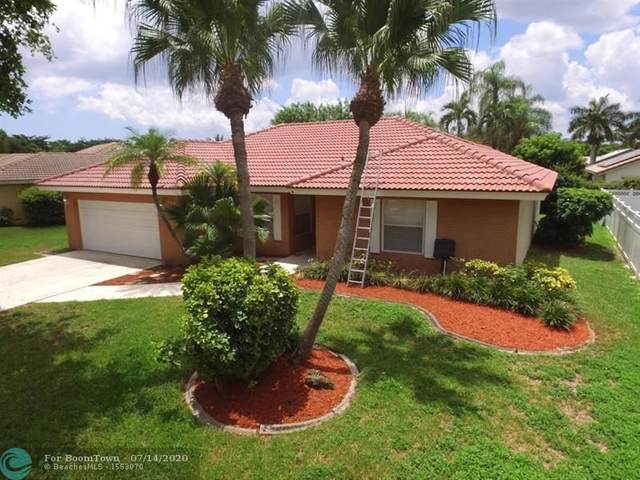 7204 NW 43rd St, Coral Springs, FL 33065 (MLS #F10238972) :: Lucido Global