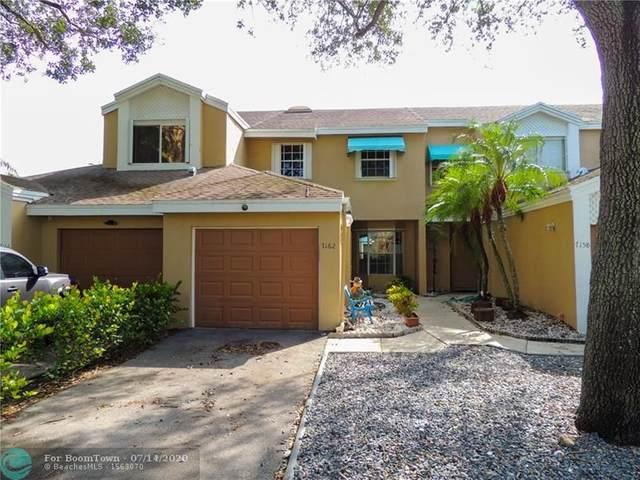 7162 Woodmont Way #7162, Tamarac, FL 33321 (MLS #F10238989) :: Castelli Real Estate Services