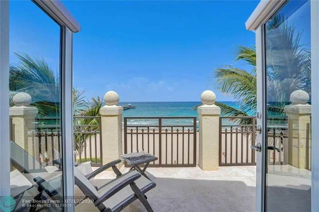 4340 El Mar Dr #3, Lauderdale By The Sea, FL 33308 (#F10238999) :: Posh Properties