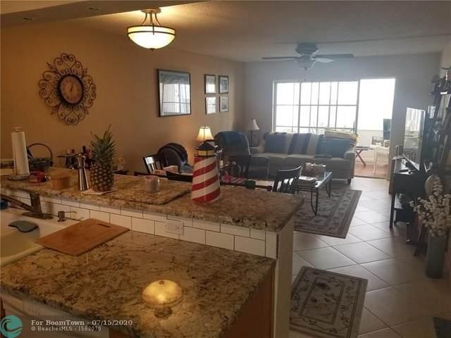 3200 Holiday Springs Blvd #208, Margate, FL 33063 (MLS #F10239050) :: Berkshire Hathaway HomeServices EWM Realty