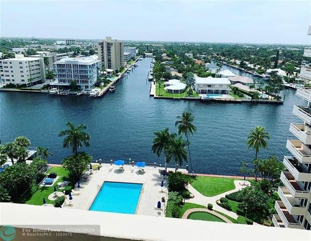 3233 NE 34th St #1217, Fort Lauderdale, FL 33308 (#F10239111) :: The Rizzuto Woodman Team