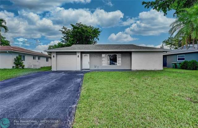 8107 NW 100th Ter, Tamarac, FL 33321 (MLS #F10239181) :: Berkshire Hathaway HomeServices EWM Realty